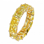 Pager to activate Vivid Yellow Eternity Band