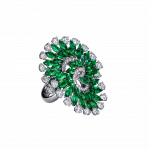Pager to activate Emerald Infinia Ring