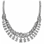 Pager to activate Diamond Necklace