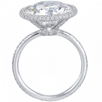 Pager to activate Round Diamond Solitaire