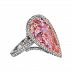 Pager to activate Pink Diamond Solitaire
