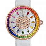 Pager to activate Brilliant Rainbow Rose Gold