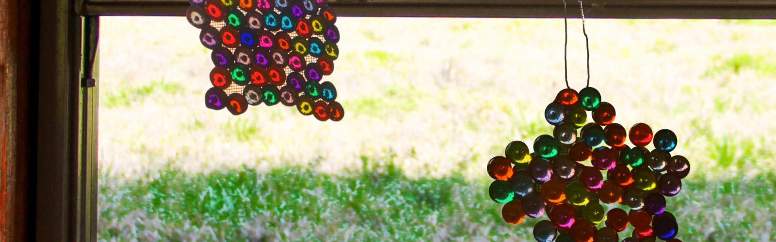 Colorful Sun Catcher