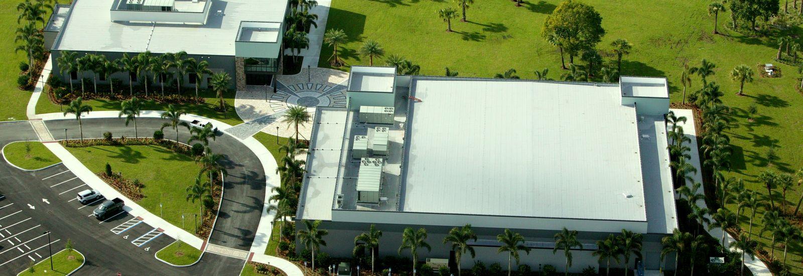 Leak Repair Commercial Latite Roofing