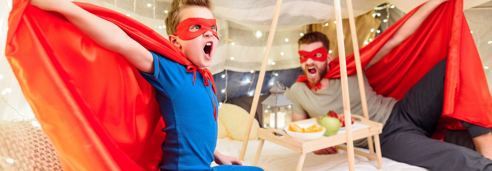 5 Ways To Entertain Your Kids At Home