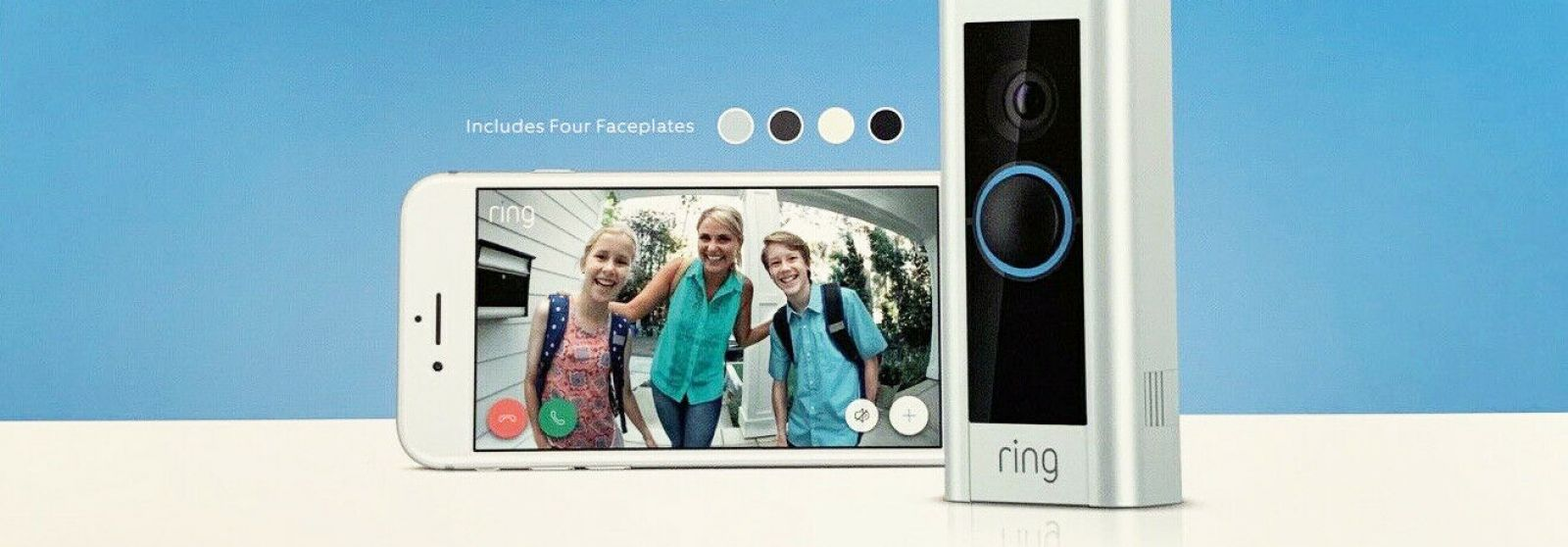 Ring Doorbell Giveaway Winner