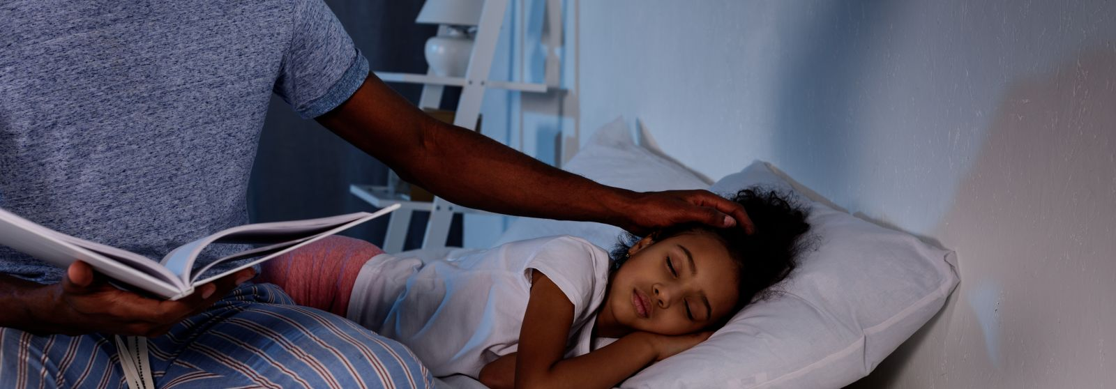 Why Your Kids Aren't Falling Asleep