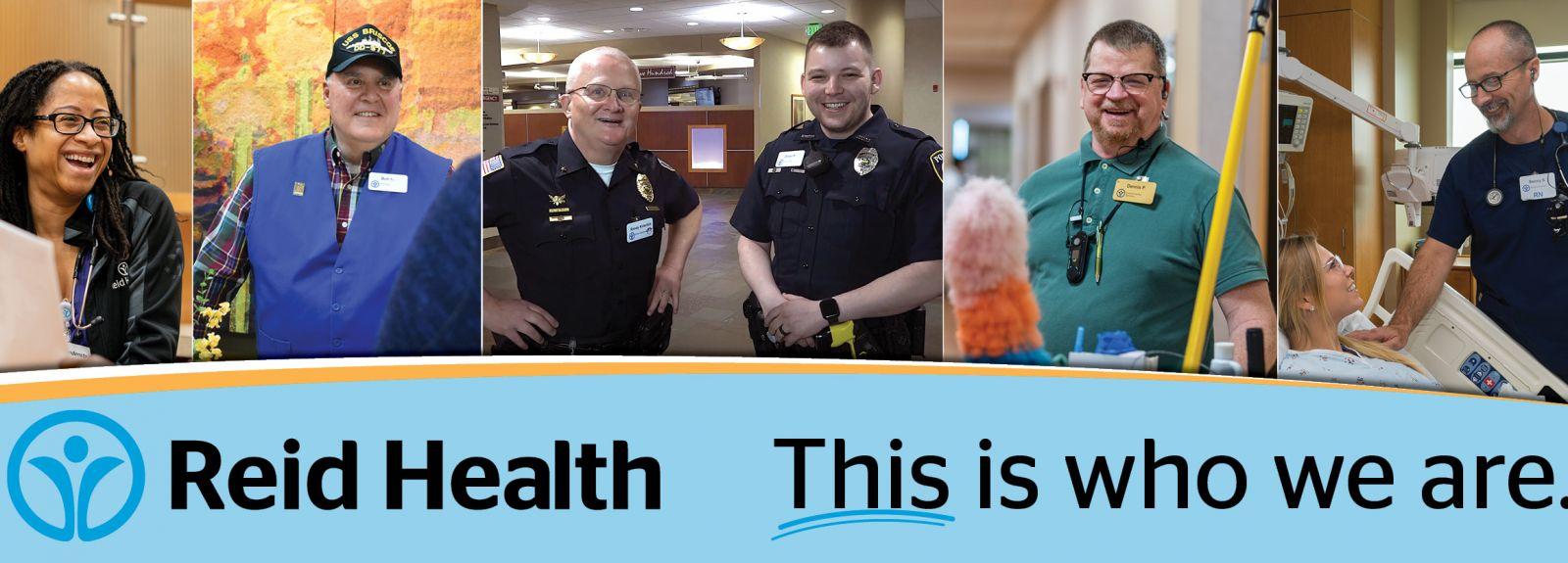 Reid Health employee culture