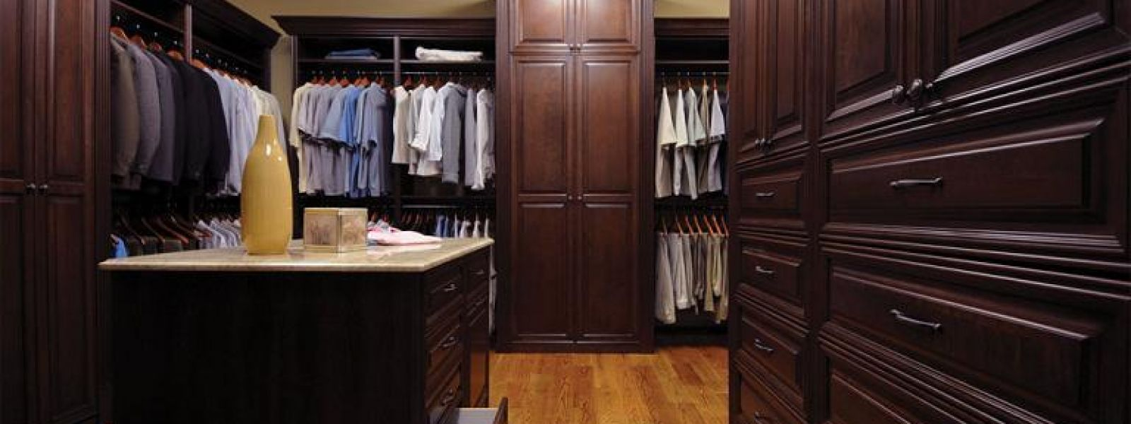 Professional Storage Closet