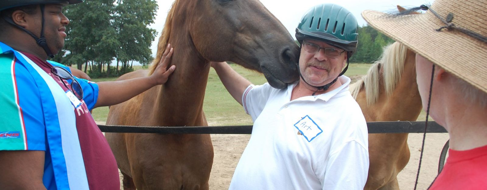 Horses help vets see 'your yesterday is not your tomorrow'
