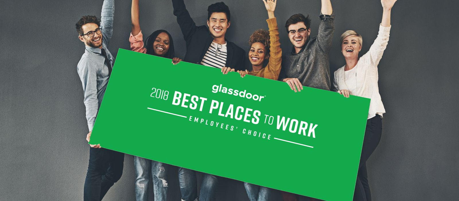 Proud to be a Glassdoor