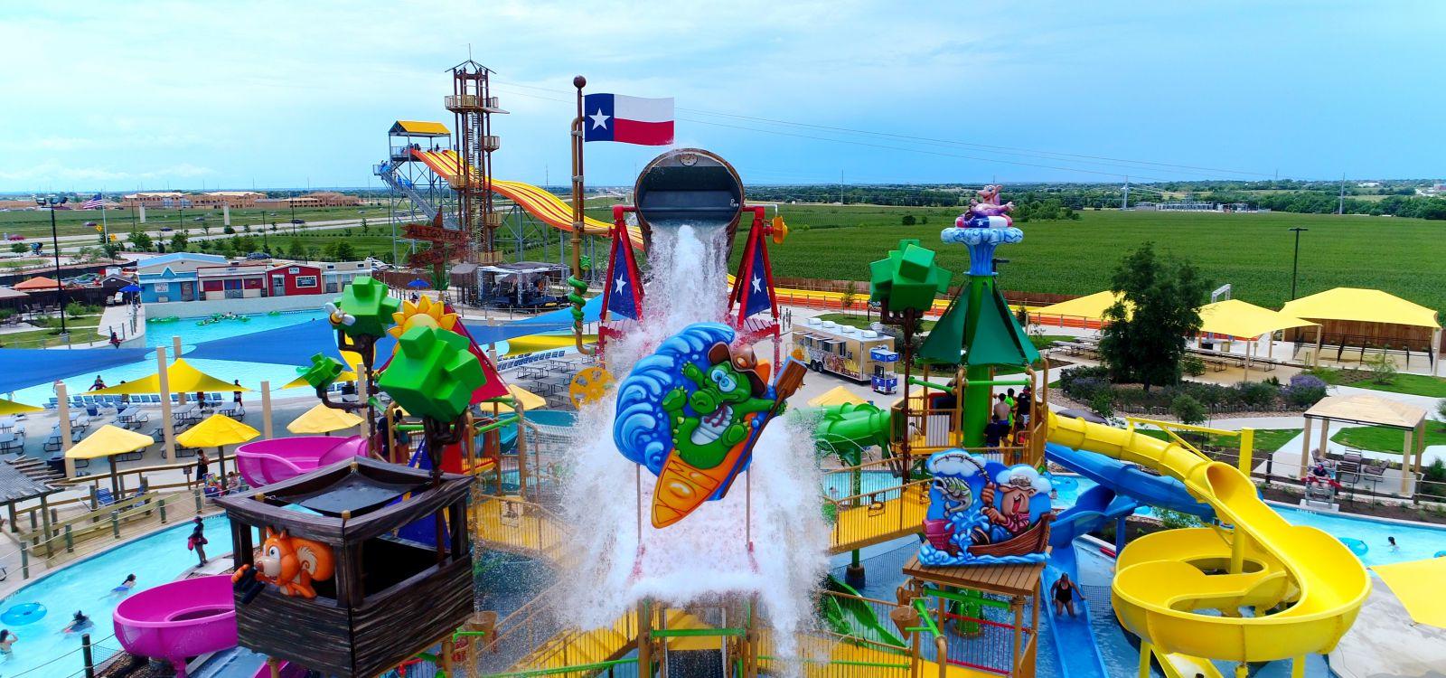Typhoon Texas Waterpark Austin