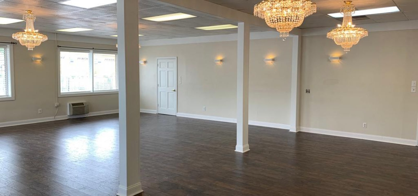 Second Event Hall Opens in Macon!
