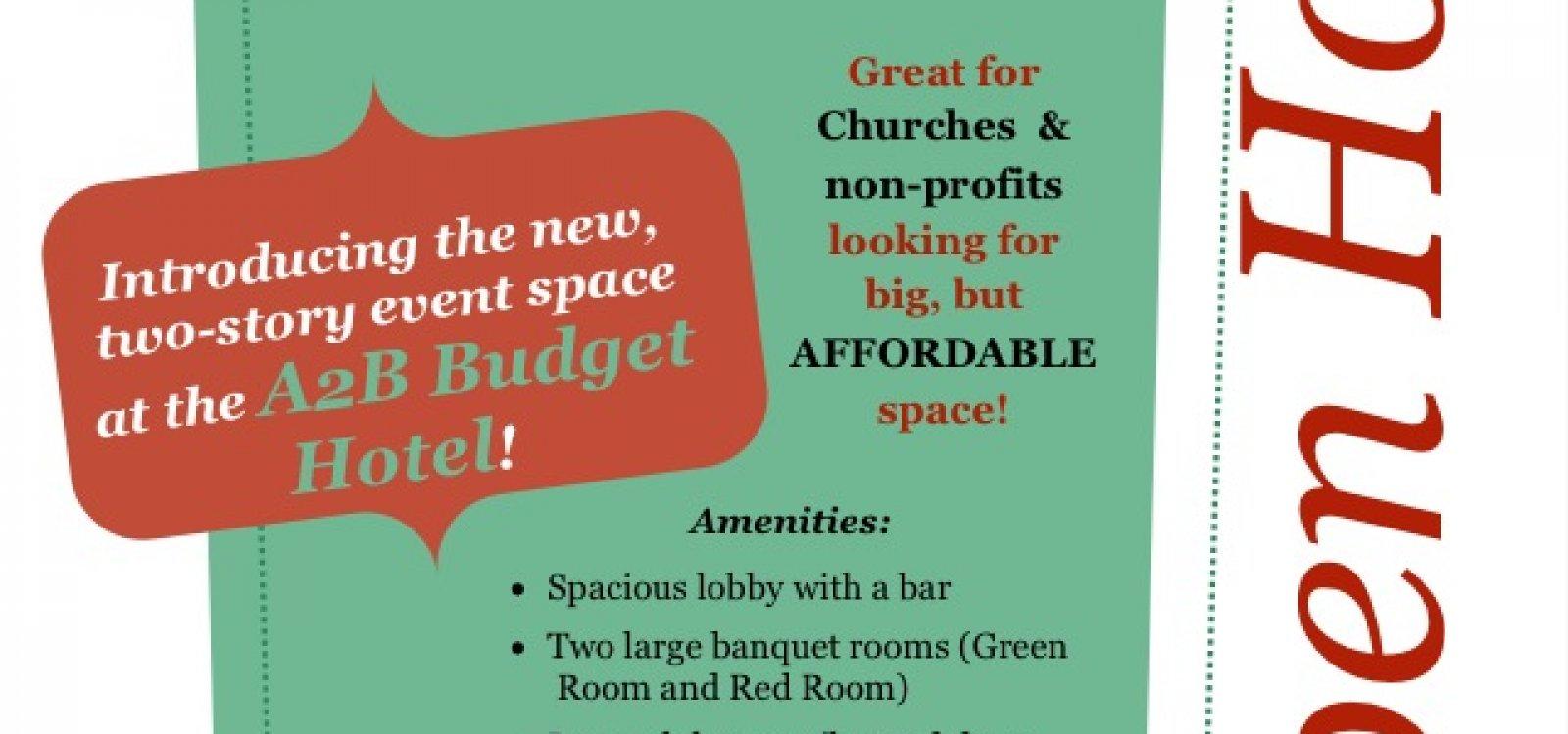 Economy Hotel Candler Newsletter