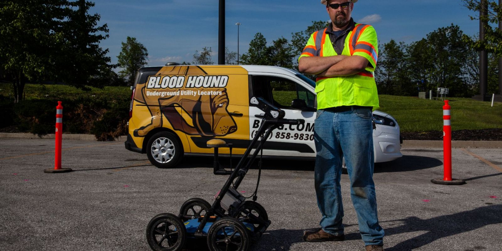 Ground Penetrating Radar Service | Blood Hound, LLC