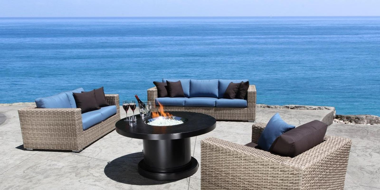 Outdoor Furniture | American Casual Living on Porch & Patio Casual Living id=26472