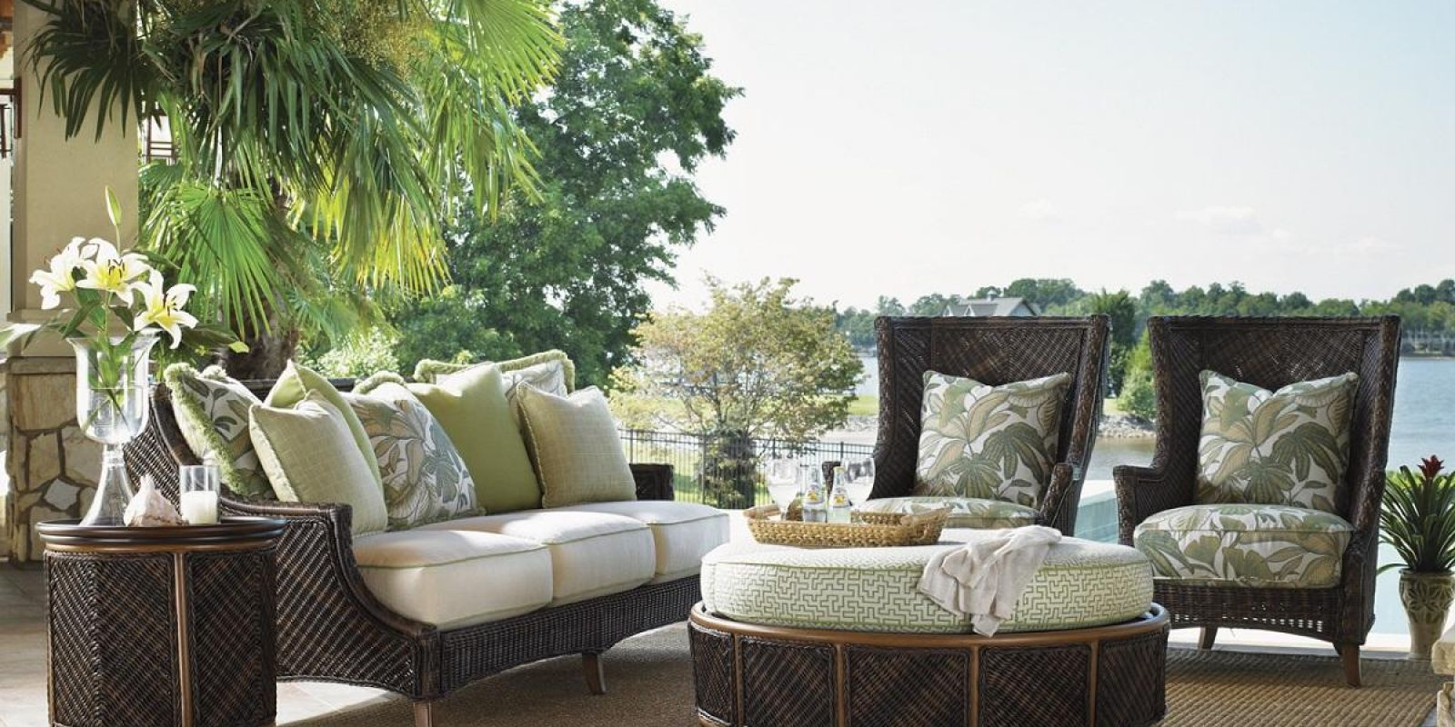 Outdoor Furniture | American Casual Living on Porch & Patio Casual Living id=47992