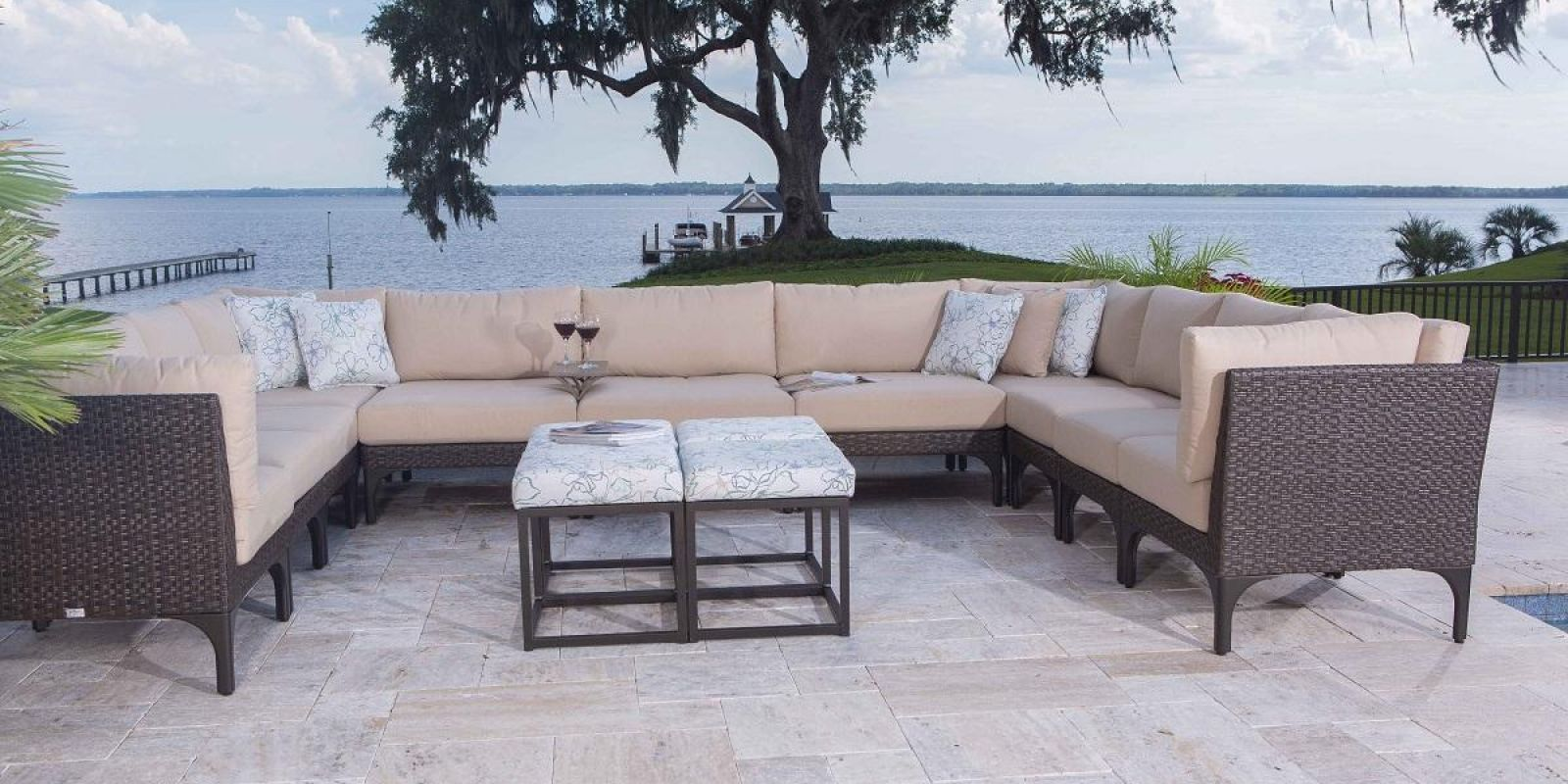 Outdoor Furniture | American Casual Living on Porch & Patio Casual Living id=88741
