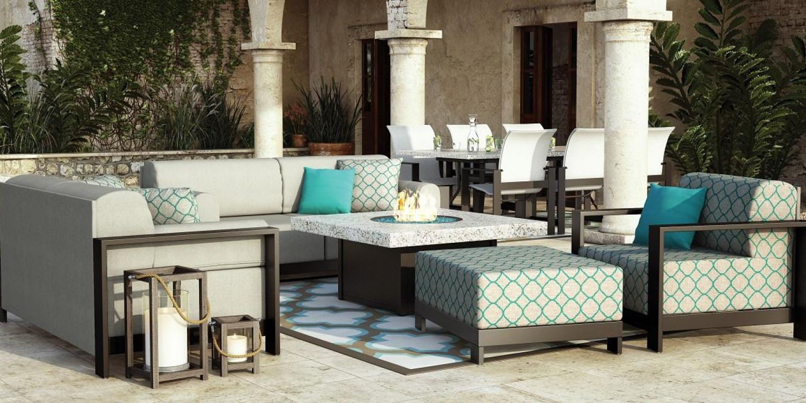Outdoor Furniture | American Casual Living on Porch & Patio Casual Living id=35598