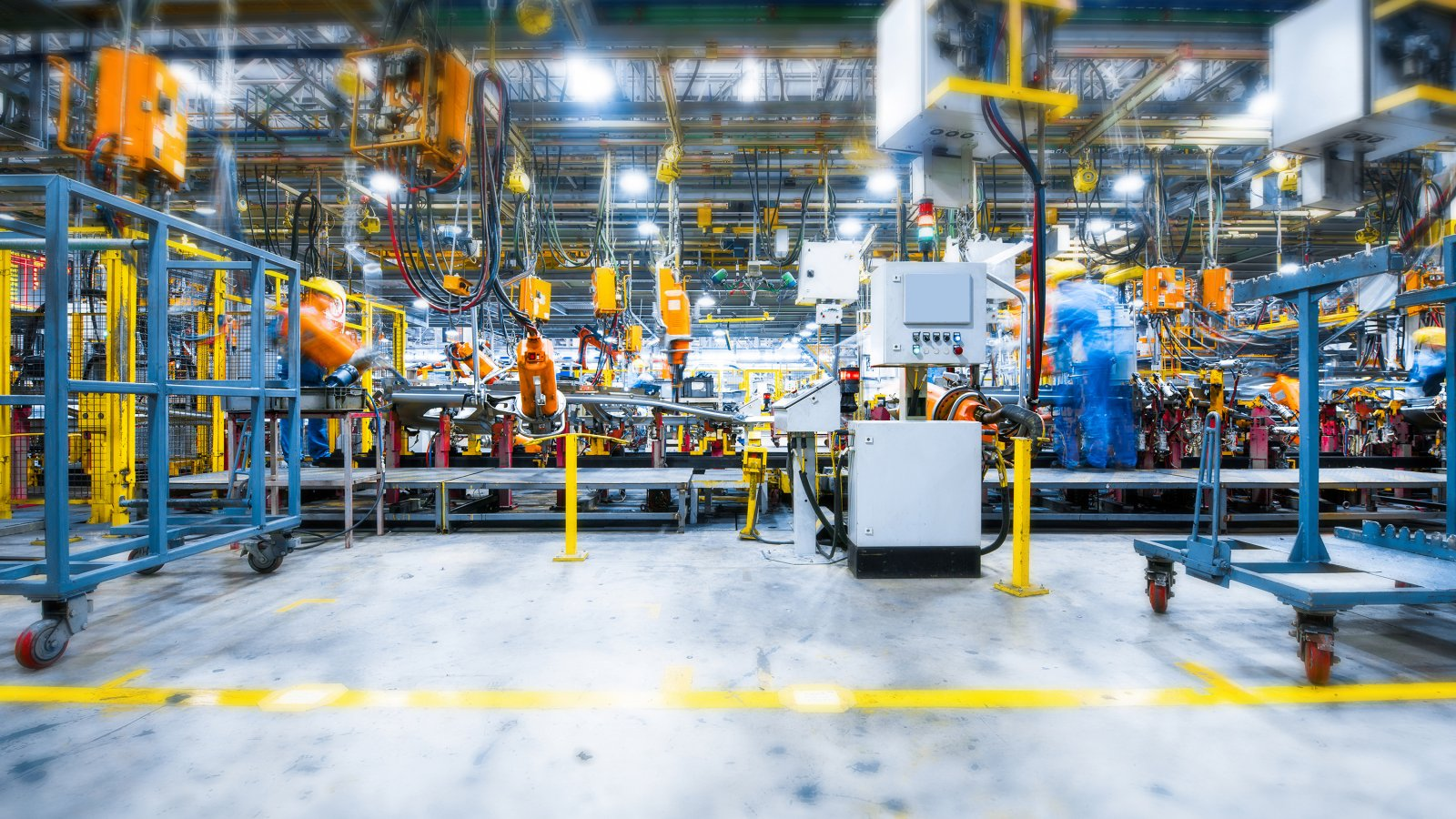 Manufacturing, Distribution & Supply Chain