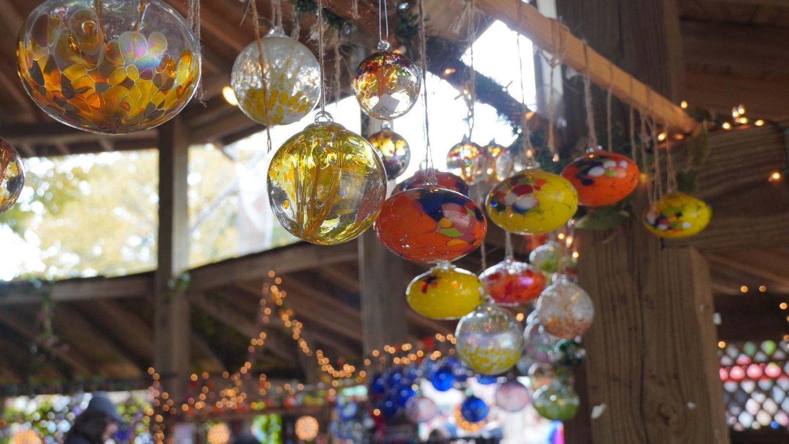 Blown Glass - Tahlia Dobbins