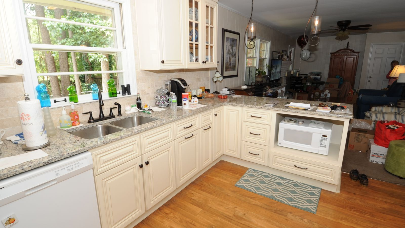 Frugal Kitchens Cabinets