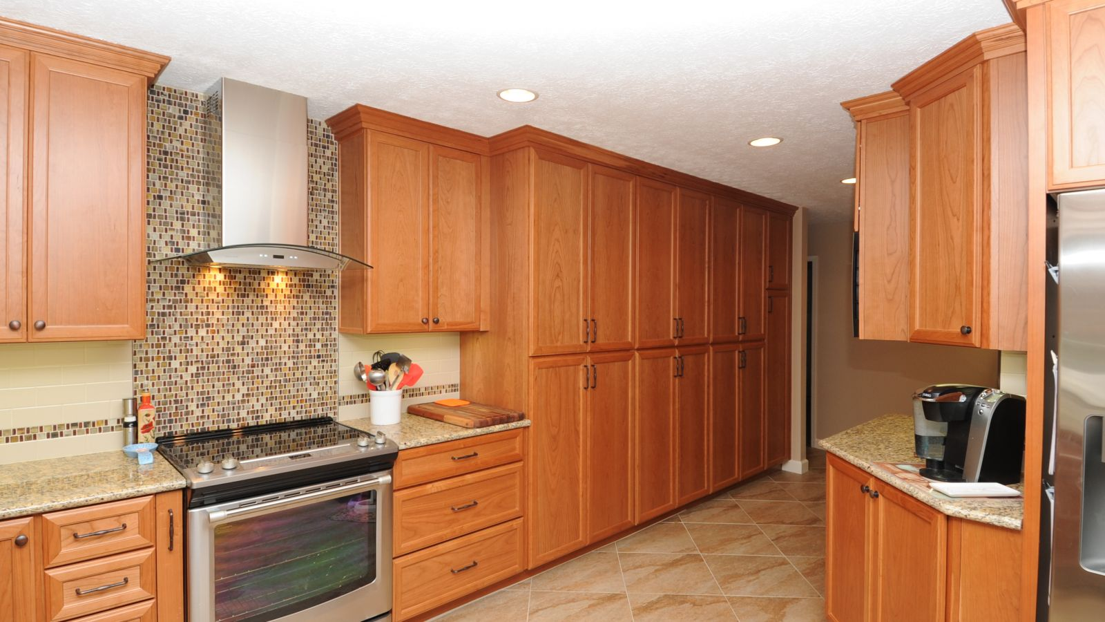 Our Cabinet Families Frugal Kitchens Amp Cabinets