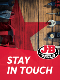 Sign up to receiveJ-B Weld News