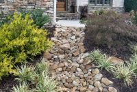 Pager Link for Creek bed with downspout and driveway drainage