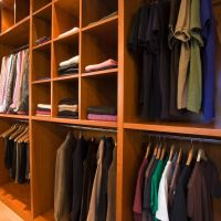 Custom Closets Manufactured Locally