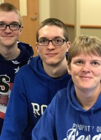Teen brothers with hearing aids: 'If you need them, get them'