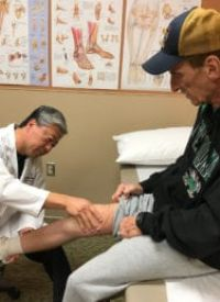 A big fan: Union City patient cites 'cool' experience with surgery, hospital stay
