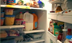 Clean Out Your Refrigerator and Perform a Walkthrough