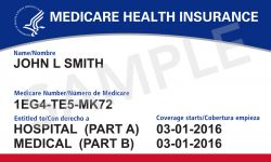 CMS Announces Wave 3 of Medicare Cards