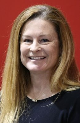 Headshot for Erika Jolly Brookes, Secretary