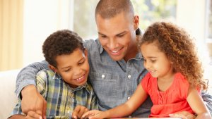 Divorce for self employed husbands part 2 includes a discussion of maximizing quality time with the children.