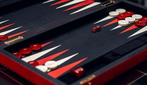 Jacob & Co.'s Stylish $7,000 Backgammon