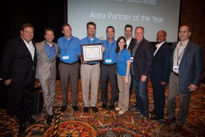 Microsoft Southeast District Recognizes Intellinet with Top Honors for Second Consecutive Year