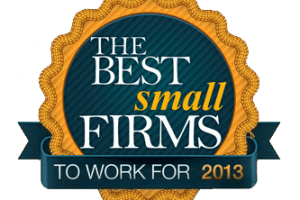 Intellinet Named 'Best Small Firm to Work For' by Consulting Magazine!