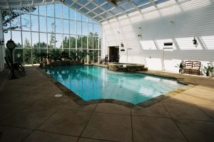 Indoor Gunite Pool