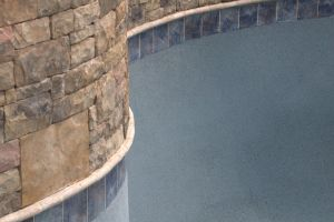 Remodel the tile around your existing pool