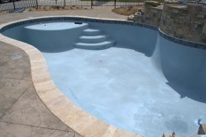 Renovation of Interior of Pool