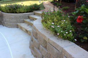 Retaining or Decorative Landscape Walls
