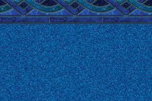 Indigo Marble/ Blue Granite 27/ 20 MIL