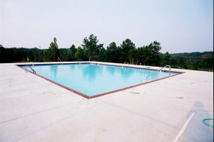 Commercial Gunite Pool