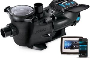 VS Omni Variable-Speed Pumps with Smart Pool Control