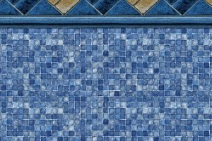 Mountain Top / Blue Mosaic