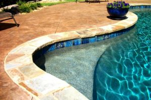 Gunite Pool with Buddy Seat