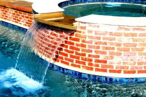 Brick Can Be Used To Design Your Spa