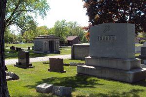 Calvary Cemetery Portage